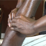 Massage Therapy Benjamin Mukendi