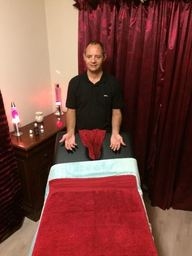Massage Therapy Andre Neethling